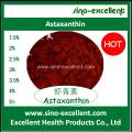 100% reines Astaxanthinpulver natürliches Astaxanthin