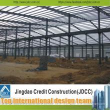 Entrepôt et atelier de structure métallique professionnelle et de haute qualité