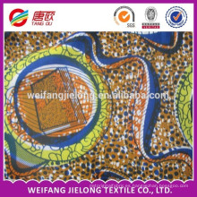 cotton printed fabric for garment/chair cover/kerchief/curtain etc printing wax fabric