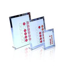 A3 / A4 / A5 / A6 marco de fotos de acrílico marco de fotos Perspex, titular de la imagen