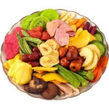 Mixed VF Obst und Gemüse knusprige Chips
