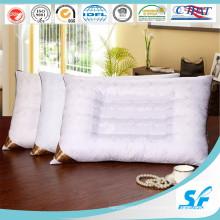 100% algodão com fronha de plumas