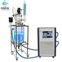 Chemical Jacketed reactor vessel
