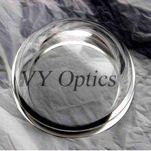 Lente de cúpula de vidro de safira personalizado para câmera