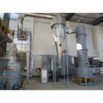 Quick Flash Dryer for animal starch