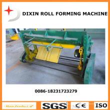 Dx Foot Step Máquina de corte de chapa de aço