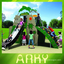 new outdoor green climb amusement equipment