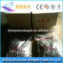 Processamento personalizado Polido varas de tungstênio pólo de tungstênio