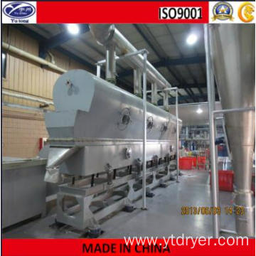 Food Vibrating Fluid Bed Dryer