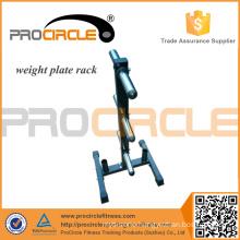 Heavy Equipment Weight Plate Rack Holder