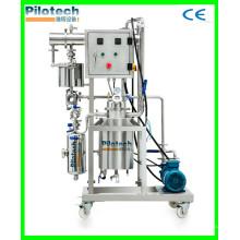 Máquina extratora e concentradora de ervas