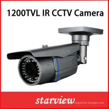 1200tvl IR Varifocal Lens Waterproof IP66 CCTV Bullet Caméra de sécurité