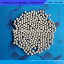 Molekularsieb Zeolith 4A absorbiert Sauerstoff und Stickstoff