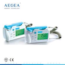 AG-BZ013 Equipo de tecnología de procesamiento de señal digital avanzada (DSP) Doppler de equipo médico doppler