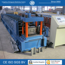 Steel C Z Profile/Shape/Section/Purlin Roll Forming Machine