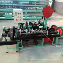 Galvanized Wire Normal Twisted Barbed Wire Making Machine