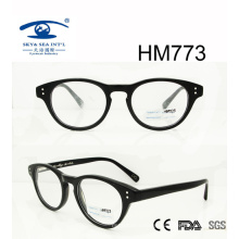 High Quality New Arrival Acetate Optical Frame (HM773)