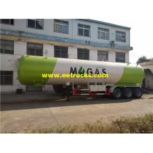 Camions-citernes GPL ASME 60m3