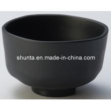 100% Melamine Dinnerware-Round Bowl (Matt Finish) (QQBK15711)