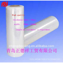 LLDPE stretch film use /cling film industrial packing film
