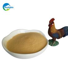 venda quente em massa extrato de fermento em pó para frango