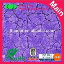 Gute Qualität Lila Krokodil-Haut Pulver Beschichtung