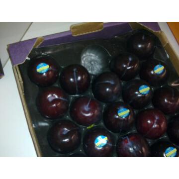 Волдыря Отростчатый Тип Альвеолярной шестигранник сливы использовать Корзина подноса Плодоовощ Упаковывая с стандартом экспорта на дисплее на рынке