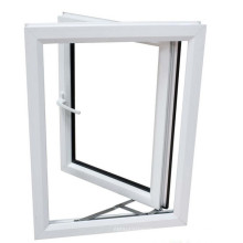 UPVC Casement Window with Tempered Glass