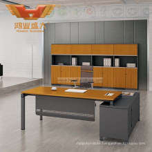 Contemporary Office Desk Office Table, L Shape Executive Desk (H50-0103)