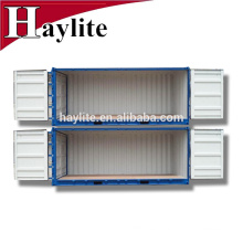 container house storage container home door open