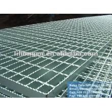 hot dip galvanized serrated flat bar grating