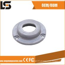 Peças de fundição sob pressão de roda motriz de máquina de costura industrial usada