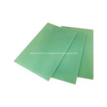 Panneau de stratification en fibre de verre FR4 feuilles de verre en résine époxy