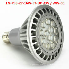 LED spotlights PAR38 E27 E26 Dimmable 16W UL TUV GS CE ROHS certification 3 years warranty