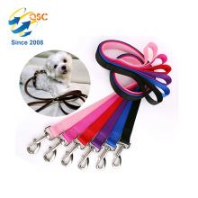 Personnalisé logo 6 couleurs Classic Nylon Pet Dog Collar