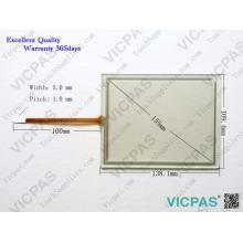 A0601033-E2 12 Touch screen glass replacement for MP177