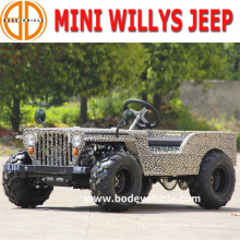Bode Quanlity Assured New 50cc Jeep Willys for Sale