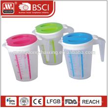 Одноразовые пластиковые 200 мл мерный стаканчик