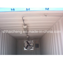 Nuevo contenedor lateral abierto de 20 pies