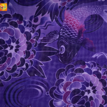 75D* 75D 100% Polyester Chiffon Printed Fabric