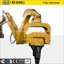 hochwertiger Mini-Bagger Spundbohlenhammer Vibro Hammer zum Verkauf