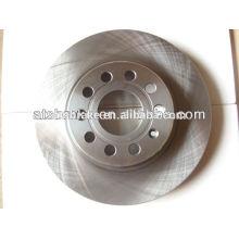 Système de freinage des pièces d'automobiles Disque / rotor de frein de voiture allemand