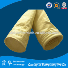 P84 filter bag for dust collectors