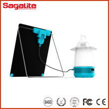 Can Be Adjustable for The Sun High Quality LED Solar Lantern