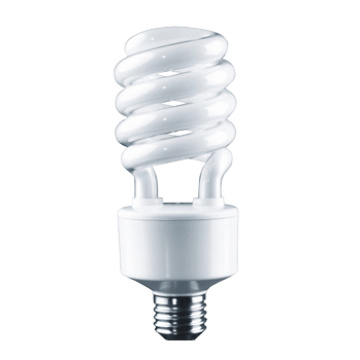 Économiseurs d'énergie d'ampoule électrique en spirale T4 23W / 25W