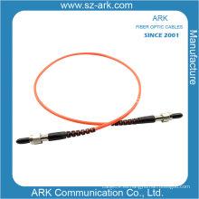 Puente de fibra óptica SMA-SMA Simplex Om1 naranja