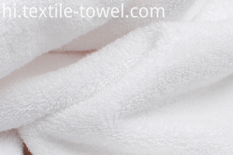 White Cotton Towels