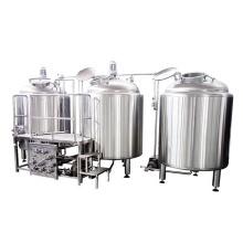 100L 200L 300L mini micro craft beer mash tun brewing brewery equipment fermentation tanks for restaurant pub