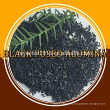 Black Fused Alumina / Black Aluminium Oxide with low Al2O3 content