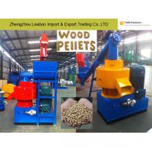 Planta de fabricación de pellets de madera para Feul con mayor valor de calor